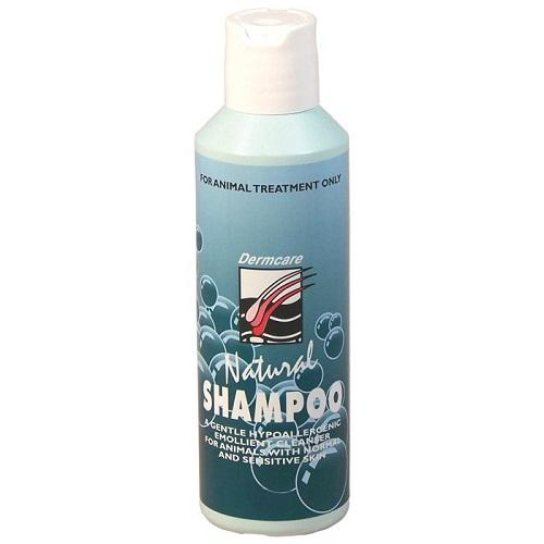 Dermcare Natural Shampoo for Dogs & Cats, 250 ml | PoumbaPetShop.COM