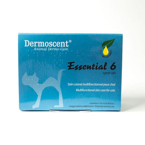 Dermoscent Essential 6 Spot-on For Cats | Singpet.Com