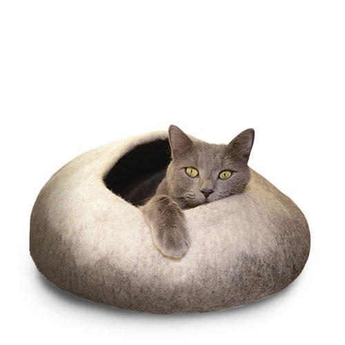 Dharma Dog Karma Cat Natural Ombre Cat Cave | .Com