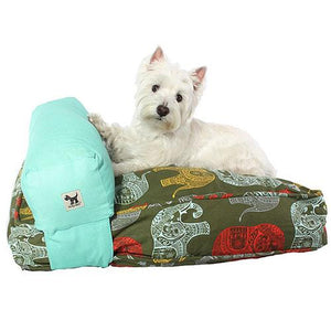 Molly Mutt Elephant Parade Duvet For Dogs