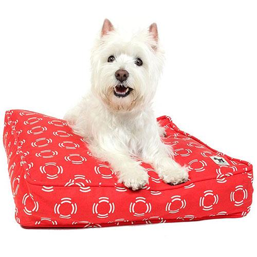 Molly Mutt Lady in Red Duvet For Dogs | Singpet.Com