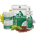 Natural Animal Solutions Skin Pack  | Singpet.Com