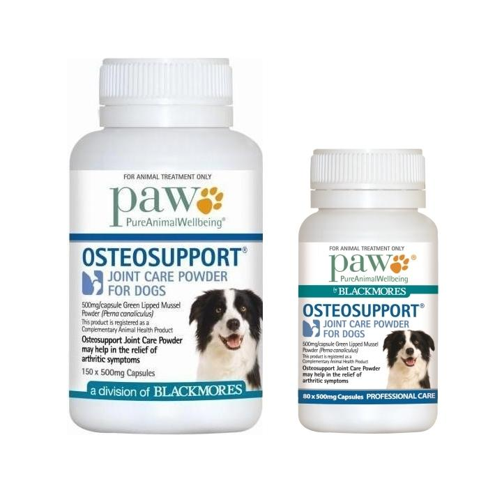 Blackmores Paw Osteosupport Joint Care Powder For Dogs | Singpet.Com