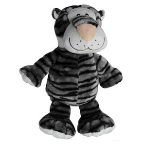 Petlou Medium Plush 8 Inch Dog Toy, Tiger | .Com