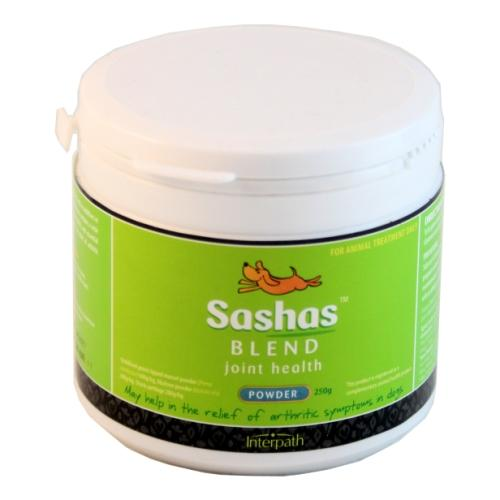 Sashas Blend Joint Health Powder Supplement For Dogs | Singpet.Com.Sg