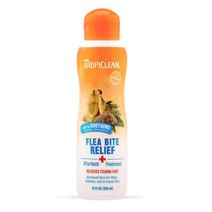 Tropiclean Ultra Soothing Flea Bite Relief AfterBath Treatment | Singpet.Com