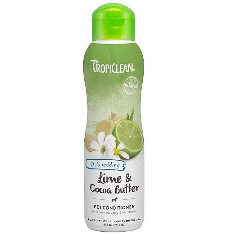 Tropiclean Lime & Cocoa Butter Pet Conditioner | Singpet.Com.Sg