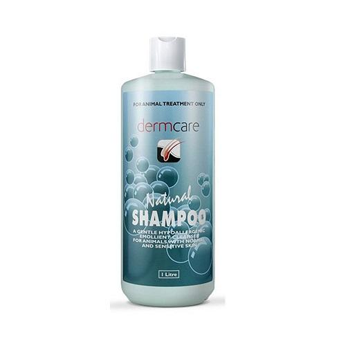 Dermcare Natural Shampoo for Dogs & Cats, 1 Litre | PoumbaPetShop.COM