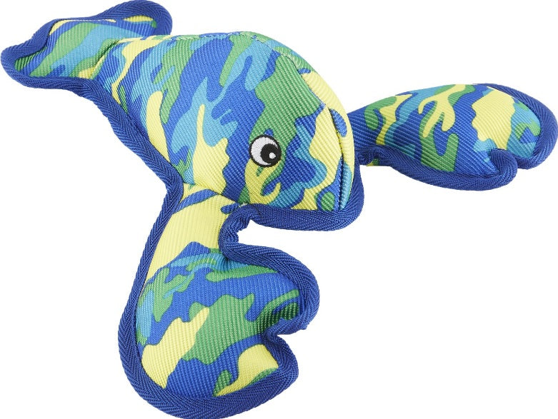 "Pet Lou SeaWarrior 10"" Dog Toy"