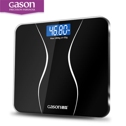 GASON A2 Bathroom Body Scales