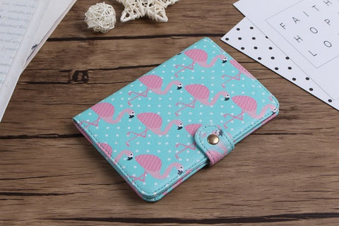 Patterned Passport Holder