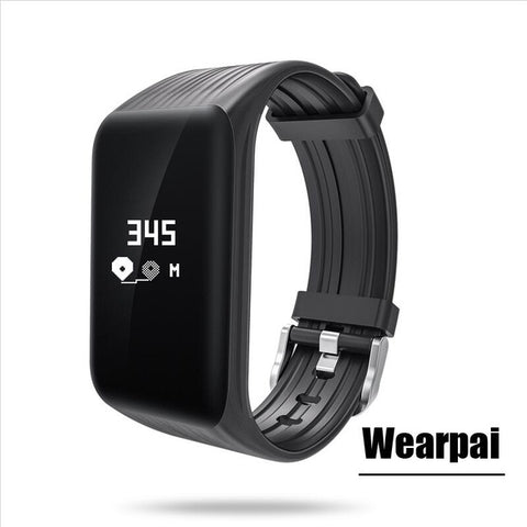 Real-Time Fitness Tracker