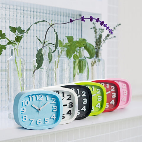 Bedside Mini Alarm Clock