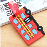 Funky Travel Luggage Tag