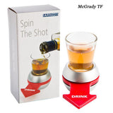 'Spin the Shot' Drinking Game (2pcs)