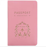 Travel Passport Cover