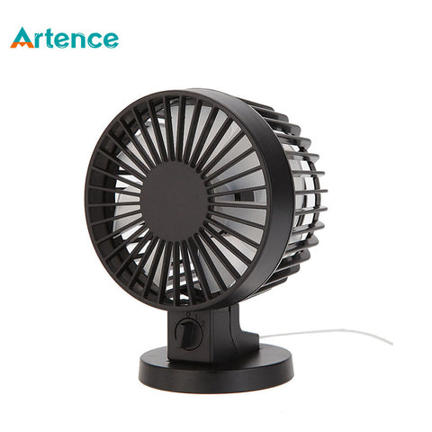 Double-Sided Mini USB Fan