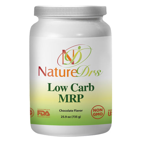 Low Carb MRP - Chocolate