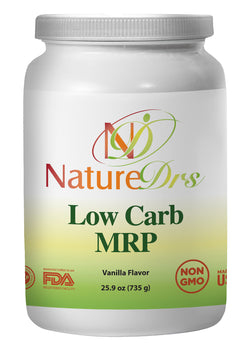 Low Carb MRP - Vanilla