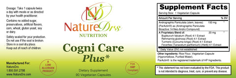 Cogni Care Plus