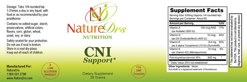 CNI Support