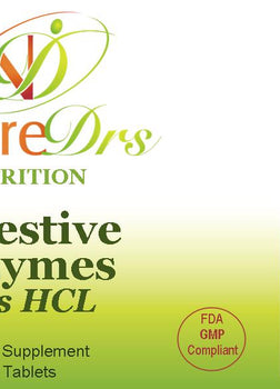 Digestive Enzymes Plus HCL