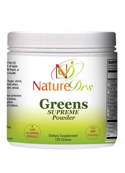 Greens Supreme Powder