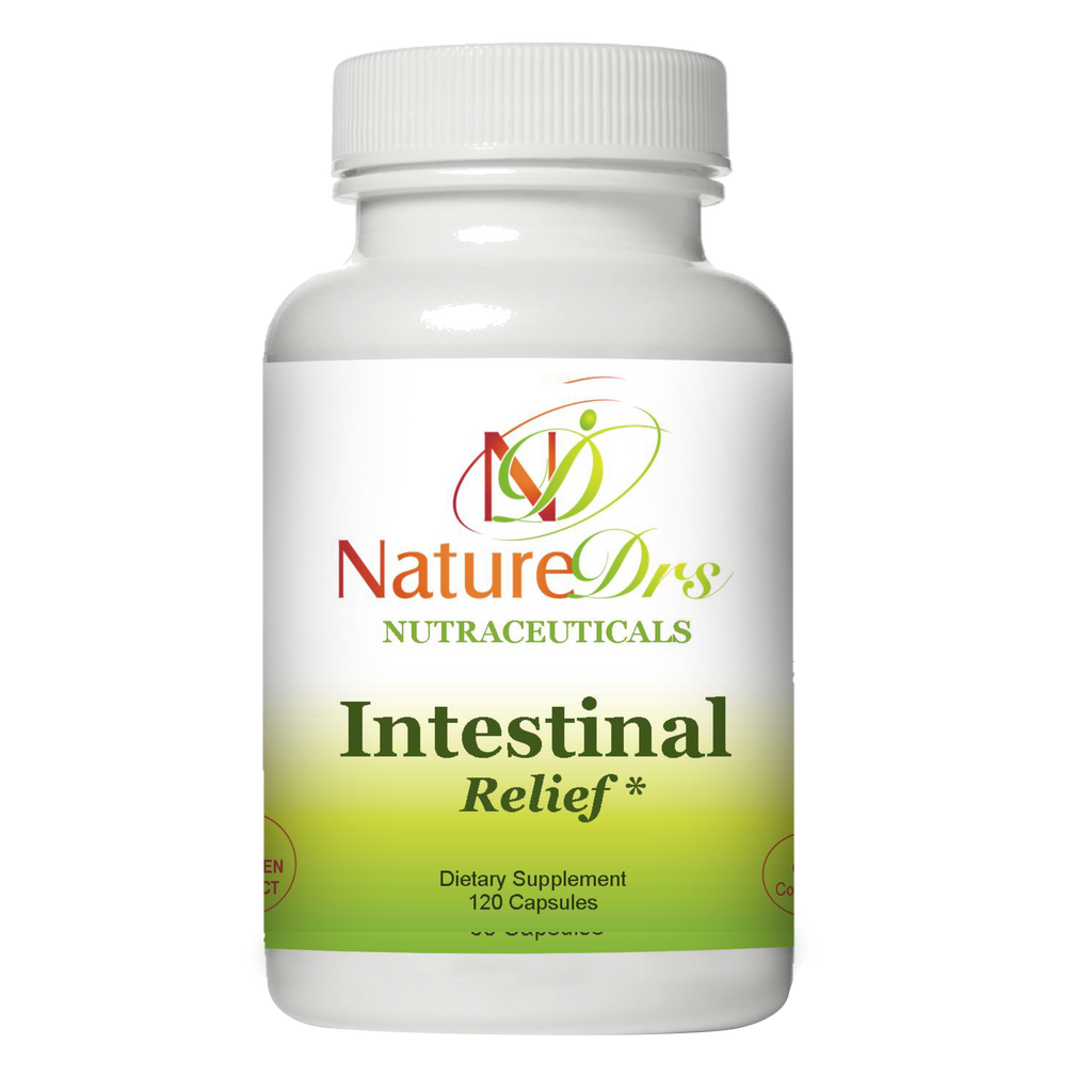 Intestinal Relief Caps