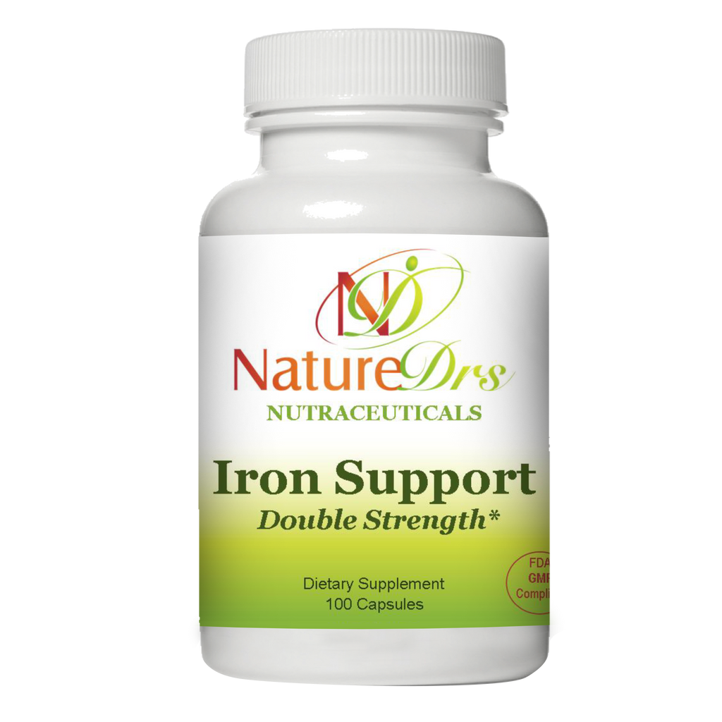 Iron Support Double Strength
