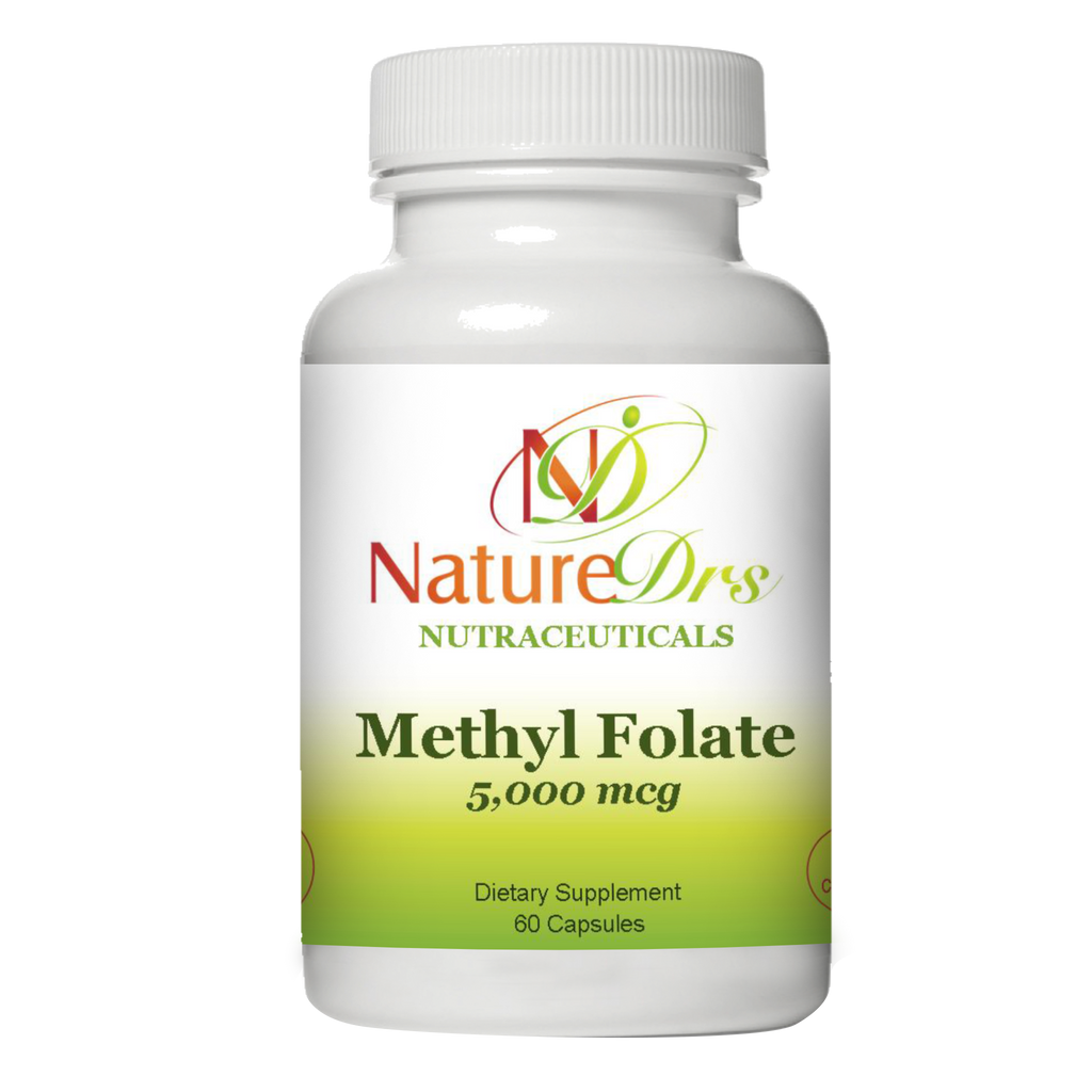 Methyl Folate 5mg