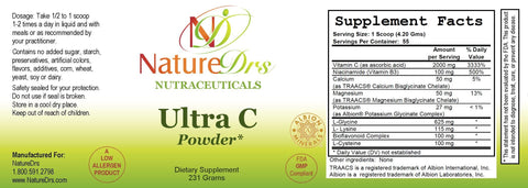 Ultra C Powder