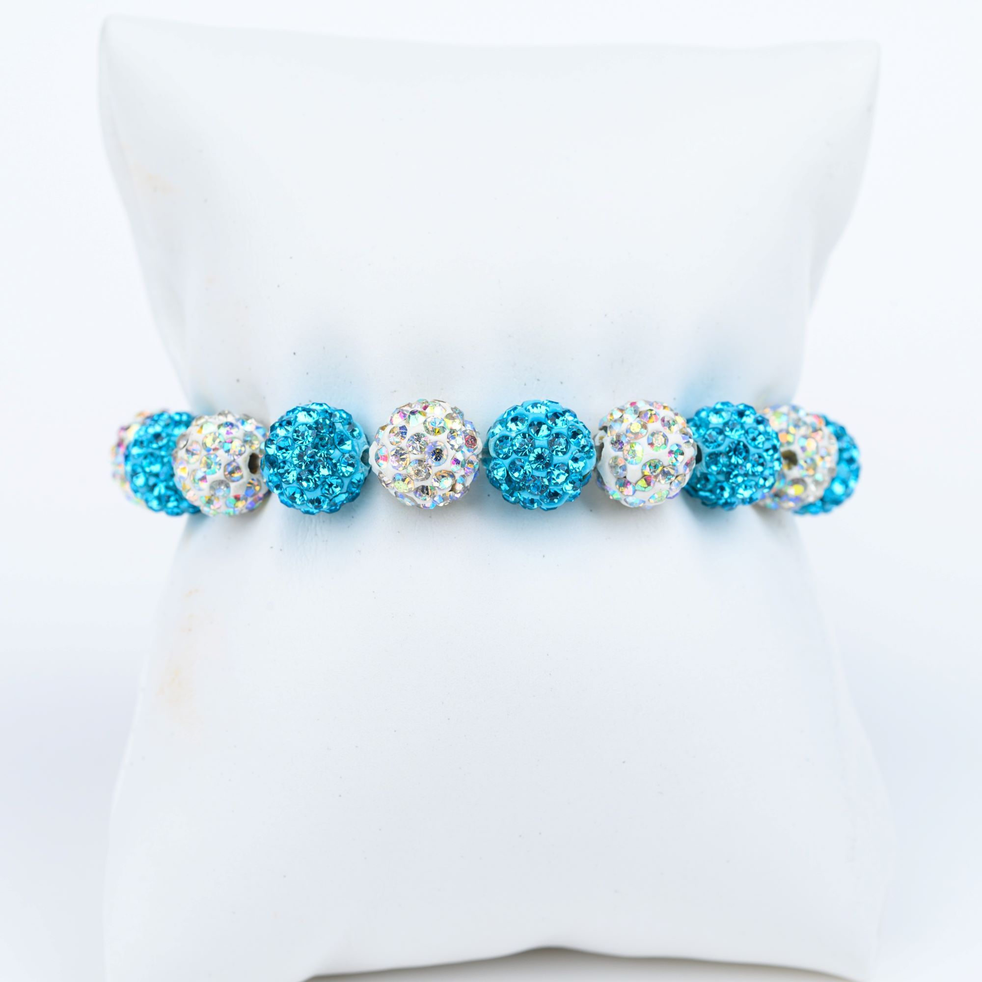 ME™ Glam 7-inch Bracelet - Blue Show Your Africa