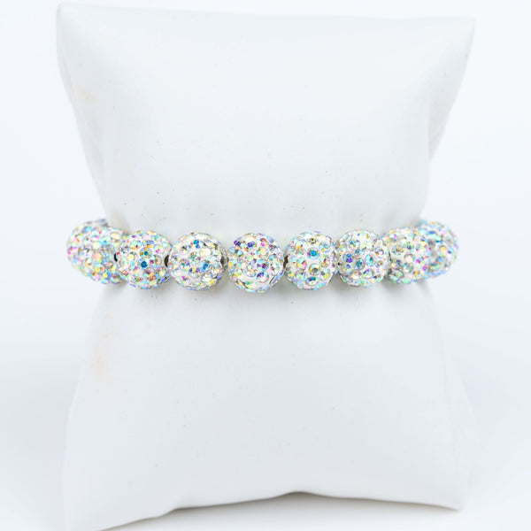 ME™ Glam 7-inch Bracelet - Rhinestone Show Your Africa