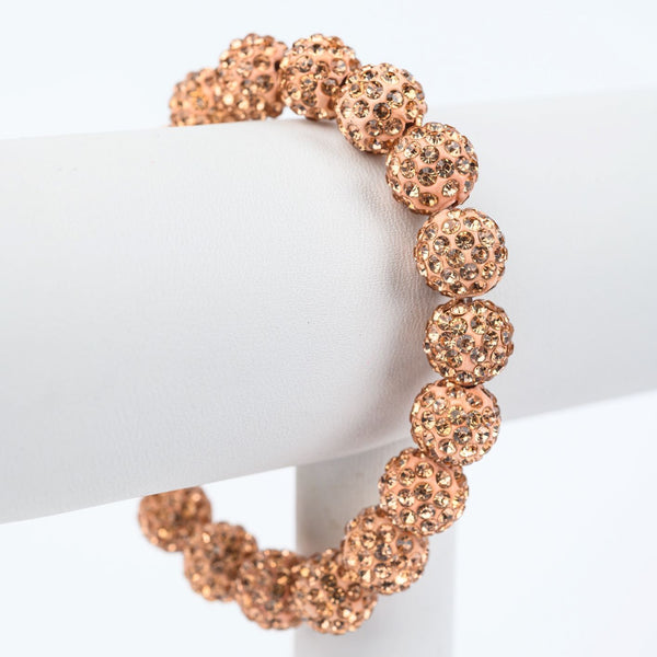 ME™ Glam 7-inch Bracelet - Caramel Show Your Africa
