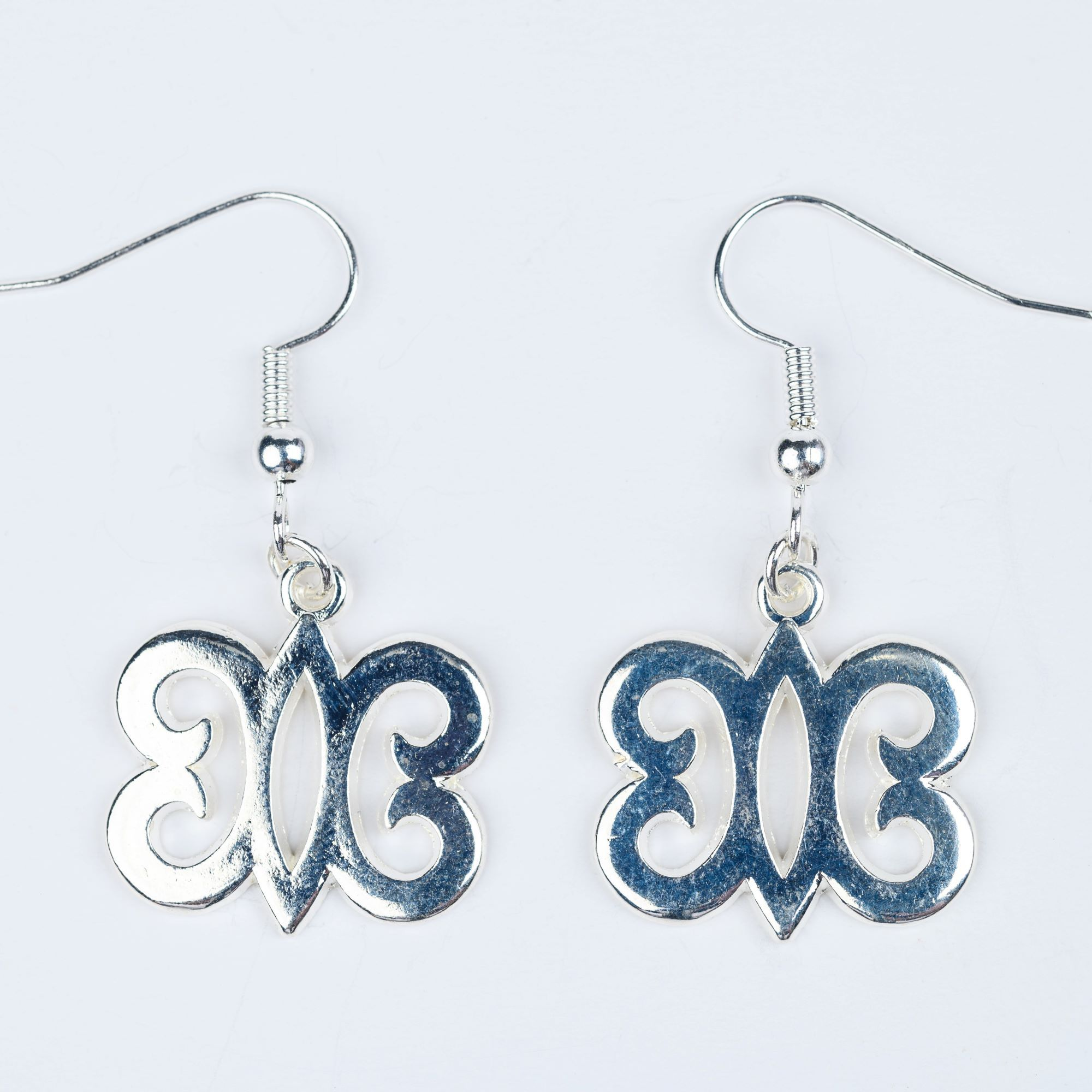 ME™ Hye Won Hye Silvertone Earrings