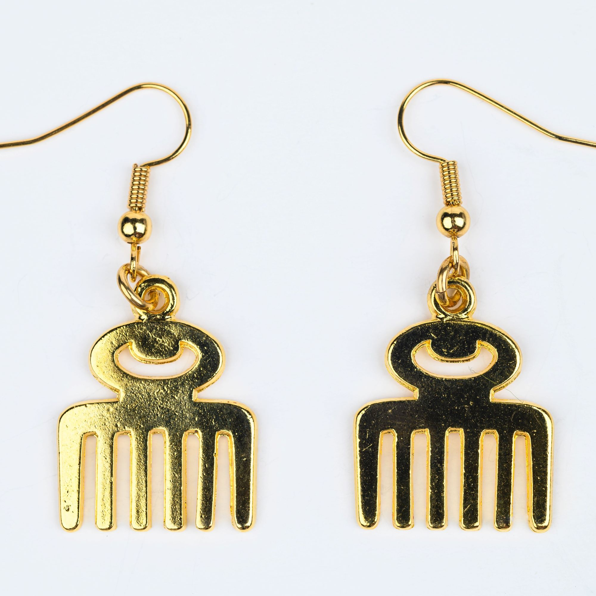 ME™ Duafe Goldtone Earrings