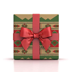 Gift Wrapping Show Your Africa Akija™ Print