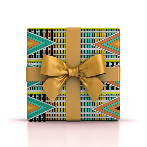Gift Wrapping Show Your Africa Motherland Expressions™ Print