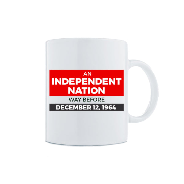 Independent Nation Mug Drinkware Show Your Africa