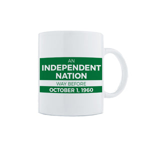 ME™ Independent Nation Mug (Nigeria)