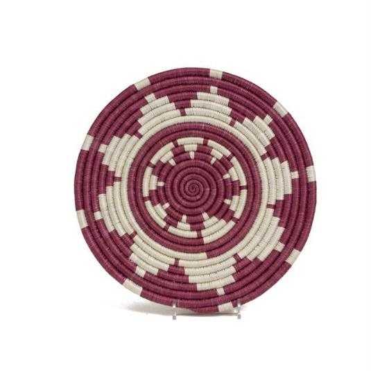 Akija™ Mauve Fig Trivet Home Decor KAZI