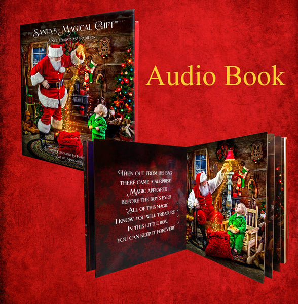 Santa's Magical Gift-Art of Magic and Light Inc.