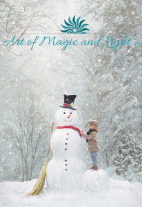 Magical Snowman Collection:-Art of Magic and Light Inc.