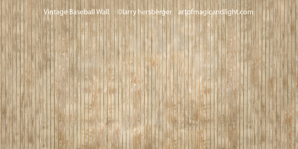 Vintage Baseball Wall Plain-Art of Magic and Light Inc.