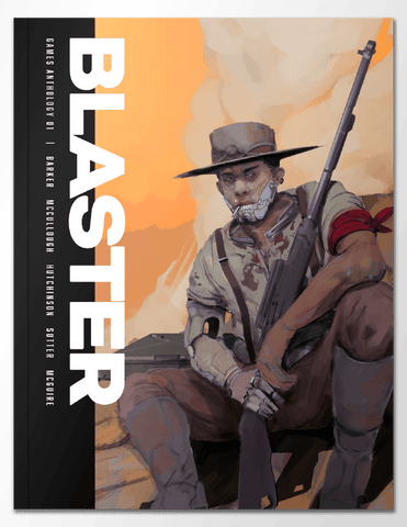 BLASTER Magazine is here!
