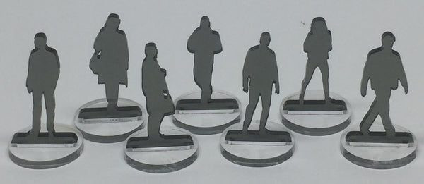 Reality's Edge Bystander Silhouette Pack
