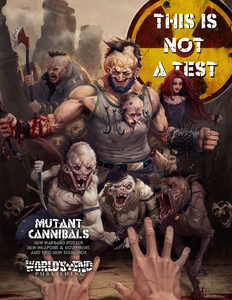 Mutant Cannibals Supplement PDF