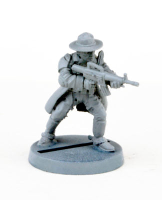 Peacekeeper Officers Pack 1