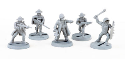 Peacekeepers Pack 1