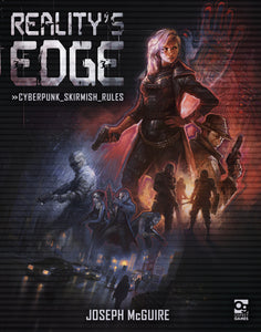 Reality's Edge Hardback Rulebook Pre-Order